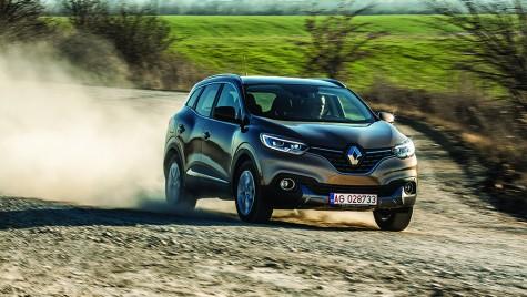 Test drive Renault Kadjar 1.2 TCe XMod