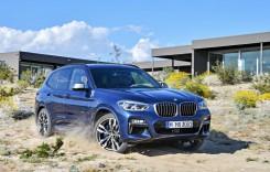 Noul BMW X3 e aici. Primele imagini și detalii oficiale