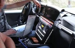 Foto: Interior ultra-modern pentru noul Mercedes G-Class