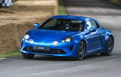 Goodwood Festival of Speed: Debut dinamic pentru Alpine A110