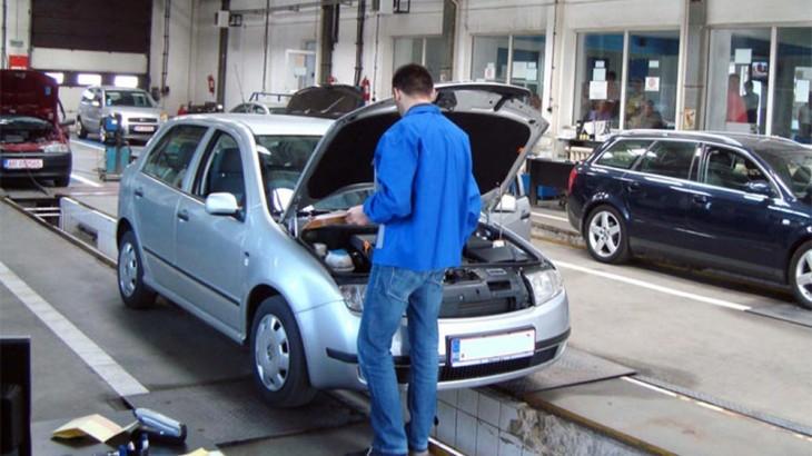 ITP anual obligatoriu pentru mașinile mai vechi de 12 ani!