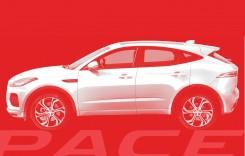 Jaguar E-Pace: Prima imagine cu noul SUV compact