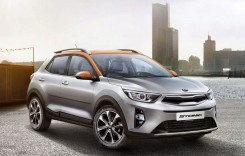 Kia Stonic: Primele imagini cu noul SUV de oraș