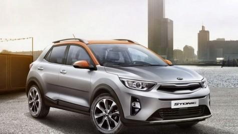Kia Stonic ajunge în România cu prețuri de la 13.700 de euro