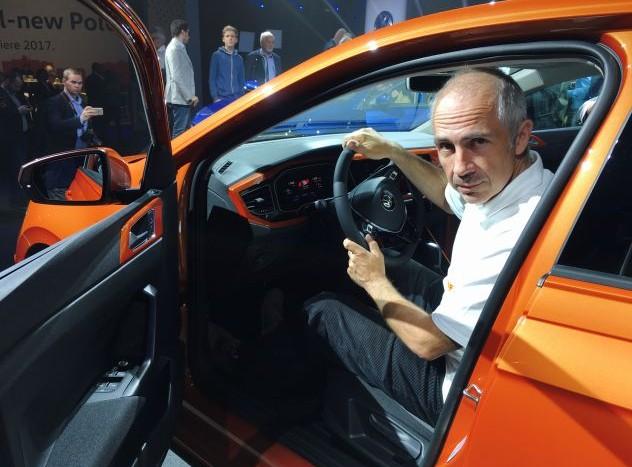 lansare a sasea generatie VW Polo