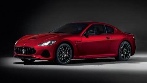 Maserati GranTurismo facelift: Mai sexy, mai tehnologizat
