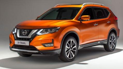 Nissan X-Trail facelift: Design nou, conducere semiautonomă