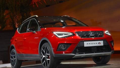 Noi imagini live cu Seat Arona, rivalul lui Renault Captur