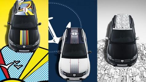 O noua serie limitata Dacia: Sandero Stepway Very Limited Edition