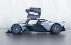 Aston Martin Valkyrie, supercarul extrem, în versiunea de serie