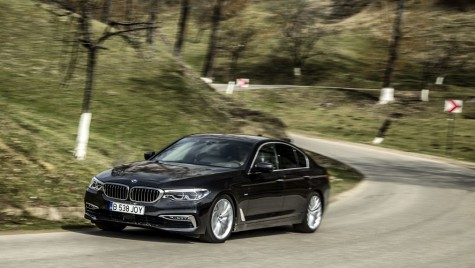Test BMW 530d xDrive Luxury Line