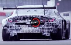 BMW M8 GTE: Primul test cu noul super coupe pe circuitul Lausitzring
