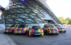 BMW i – Partener al Paradei Minorităților Sexuale de la Munchen