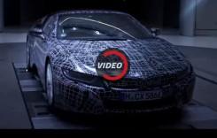 Cum arată BMW i8 Roadster: Primul teaser video