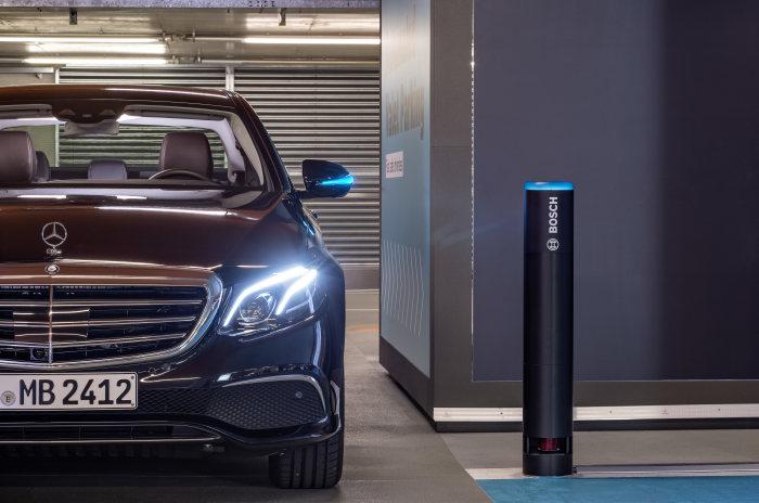 parcare automatizată