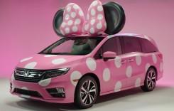 Honda, ce-ai făcut cu Odyssey? Acesta este un mini-van Minnie