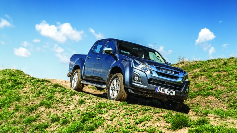 Test Isuzu D-Max 1.9 DSL Premium: Downsize upgrade