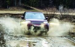 Test drive Land Rover Discovery Sd4: Cățărător de lux