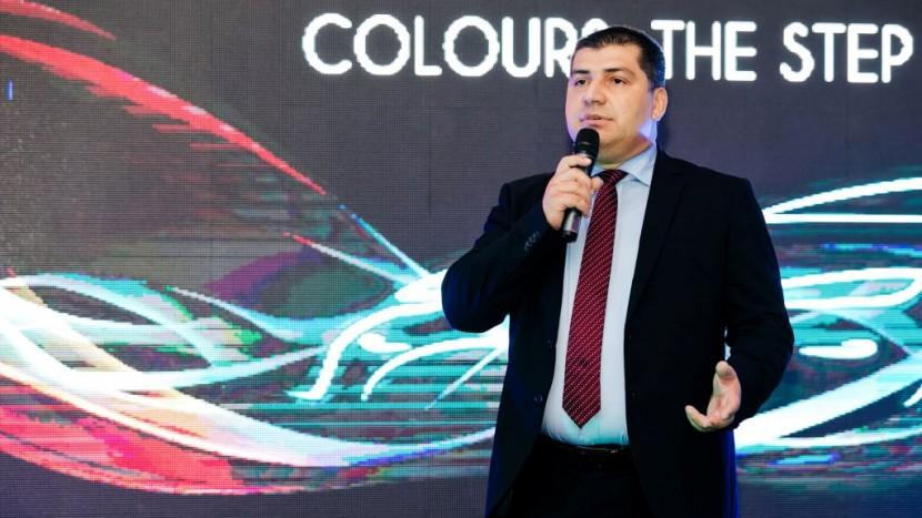 Marius Vacaroiu CEO Policolor