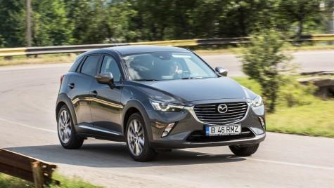 Vanzari Mazda cu 17% mai mari pe piata din Romania