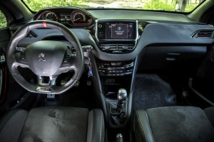 Peugeot 208 GTI 30 anniversary