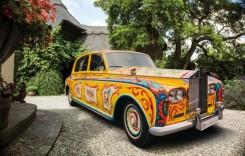 Fantoma lui John Lennon se întoarce – Un Rolls-Royce Phantom care i-a aparținut artistului va fi expus la Londra