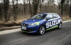 Test drive Suzuki Baleno 1.0 Boosterjet GLX: Între clase