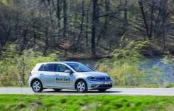 Volkswagen Golf este cea mai vândută mașină în Europa în primele 3 luni din 2018