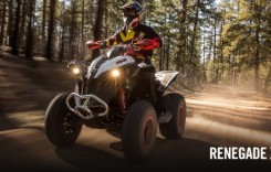ATV Can-Am Outlander – Echipat pentru senzatii extreme