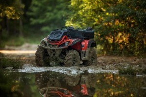 ATV Can-Am Outlander MAX Limited 1000R