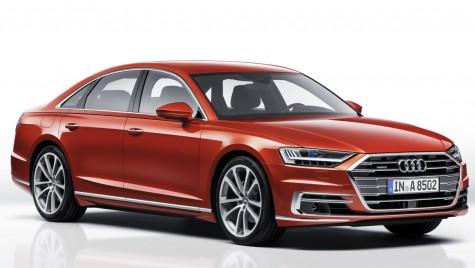 Prețuri Audi A8: Cât costă noua limuzină de lux în România