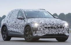 Audi e-tron quattro: Cum arată noul SUV Coupe electric, rival pentru X6
