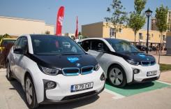 GetPony: Car sharing cu BMW i3 de la 35 de lei pe oră