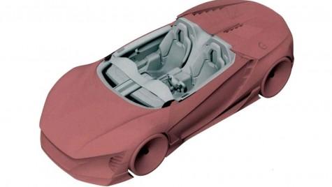 Honda S2000 revine cu un design futurist și propulsie hibridă