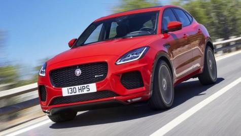 Jaguar E-Pace primește un motor nou, suspensie adaptivă și tehnologie Smart Settings