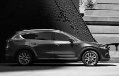 Mazda CX-8: Cum arată fratele mai mare al SUV-ului CX-5