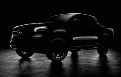 Mercedes X-Class: Vezi lansarea live a noului pick-up