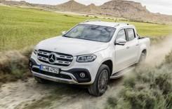 Prețuri Mercedes-Benz X-Class – Pick-up-ul de lux pornește de la 35.500 de euro