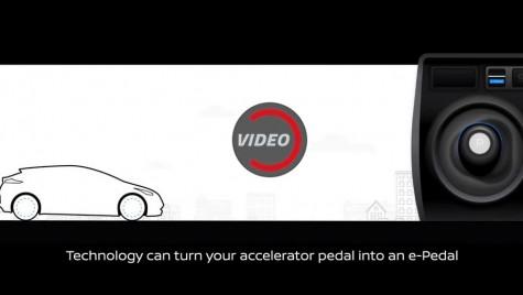 Noul Nissan Leaf vine oficial în România, cu tehnologia inedită e-Pedal