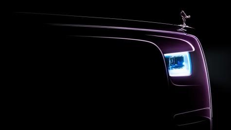 TEASER OFICIAL: Noul Rolls-Royce Phantom se lansează pe 27 iulie