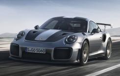 Porsche 911 GT2 RS cu 700 CP, cel mai puternic 911 din istorie