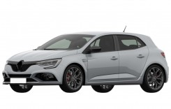 Primele imagini cu noul Renault Megane RS sunt aici