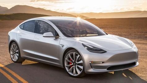 Când se lansează Tesla Model 3, fratele mai mic al lui Model S