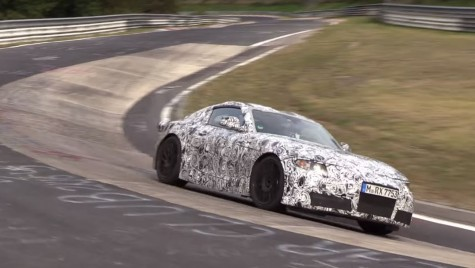 Video: Cum sună motorul noii Toyota Supra