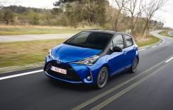 Avis Romania si Toyota anunta prima flota rent-a-car hibrida