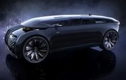 Audi E-Tron Imperator – Conceptul cu holograme