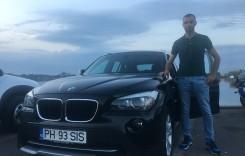 El a câștigat un weekend prelungit pentru 2 persoane la BMW Munchen, premiu oferit de Proleasing Motors
