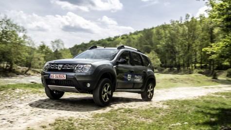 Test drive Dacia Duster Explorer 1.5 dCi EDC – valoare adăugată