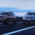 Comparație între Dacia Duster II și Dacia Duster I