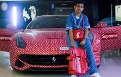 El este puștiul răsfățat cu Ferrari îmbrăcat în Louis Vuitton